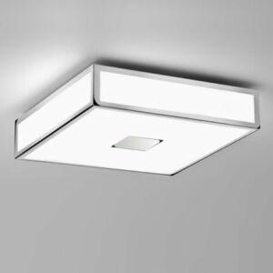 Astro Mashiko 1121005 Fürdőszoba mennyezeti lámpa króm fehér 2 x 60W Max E27/ES 8,7 x 30 x 30 cm