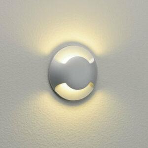 Astro Beam 1202002 Talajba süllyeszthető lámpa ezüst 1 x 2.2W LED 9 x 6 x 6 cm