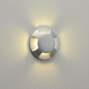 Astro Beam 1202003 Talajba süllyeszthető lámpa ezüst 1 x 2.2W LED 9 x 6 x 6 cm