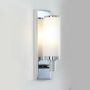 Astro Verona 1147001 Fürdőszoba fali lámpa króm fehér 1 x 40W Max E14/SES 25 x 7,2 x 8,5 cm