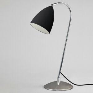 Astro 1223002 Éjjeli asztali lámpa Joel króm fekete fém