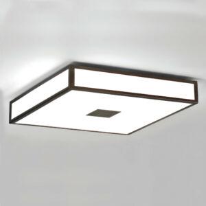 Astro Mashiko 1121013 Fürdőszoba mennyezeti lámpa bronz fehér 4 x 40W Max E27/ES 8,7 x 40 x 40 cm