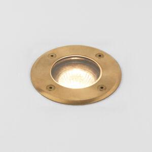 Astro Gramos 1312005 Talajba süllyeszthető lámpa réz fém