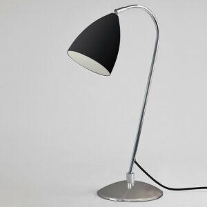 Astro Joel 1223002 Éjjeli asztali lámpa króm fekete 1 x 42W Max E27/ES 55 x 18 x 47 cm