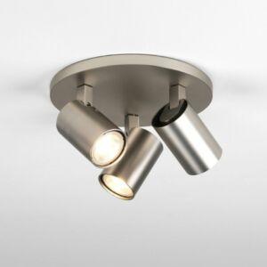 Astro Ascoli 1286012 Konyhai mennyezeti lámpa nikkel 3 x 50W Max GU10 13 x 22 x 22 cm