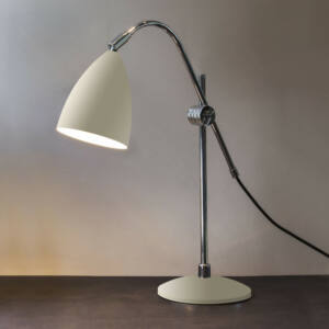 Astro 1223010 Éjjeli asztali lámpa Joel fehér krém fém