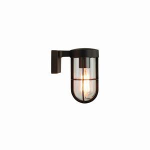 Astro Cabin 1368005 Kültéri falikar bronz átlátszó fém