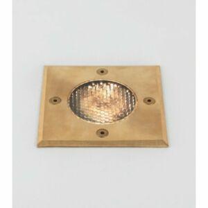 Astro Gramos 1312004 Talajba süllyeszthető lámpa réz 1 x 6W Max LED GU10 11,2 x 10,5 x 10,5 cm