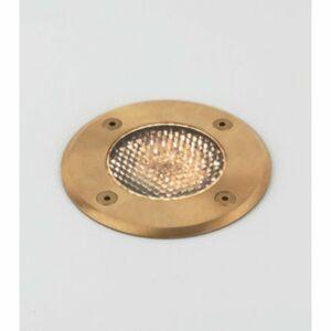 Astro Gramos 1312005 Talajba süllyeszthető lámpa réz 1 x 6W Max LED GU10 11,2 x 10,5 x 10,5 cm