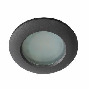 Azzardo Emilio AZ-0809 Álmennyezetbe építhető lámpa fekete 1 x GU10 max. 50W 5 x 9 x 9 cm