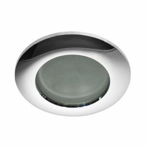 Azzardo Emilio AZ-0808 Álmennyezetbe építhető lámpa króm 1 x GU10 max. 50W 5 x 9 x 9 cm