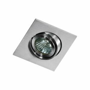 Azzardo Editta AZ-0806 Álmennyezetbe építhető lámpa alumínium 1 x MR16 max. 50W 2,5 x 10 x 10 cm