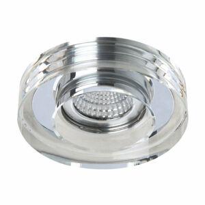 Azzardo Vektor AZ-1494 Álmennyezetbe építhető lámpa átlátszó 1 x GU10 max. 50W 5 x 10 x 10 cm