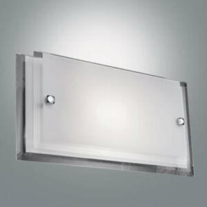 Fabas Luce MAGGIE 2957-21-102 Fali lámpa fehér 1x E27 max 60W 35x18x9 cm