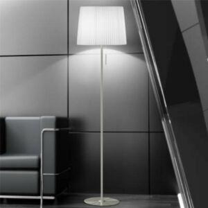 Fabas Luce DOROTEA 2960-10-276 Állólámpa fehér 1 x max 100 E27 W 165x40 cm