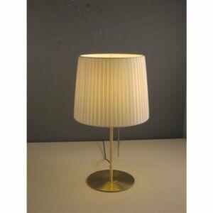 Fabas Luce DOROTEA 2960-30-273 Asztali lámpa bézs 1 x max 60 E27 W 56x33 cm