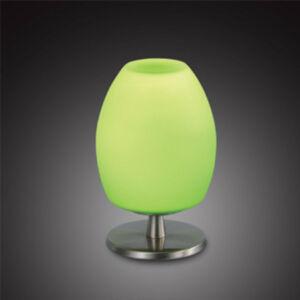 Fabas Luce ROCKFORD 3054-30-155 Asztali lámpa zöld 1 x max 40 G9 W 20xØ12 cm