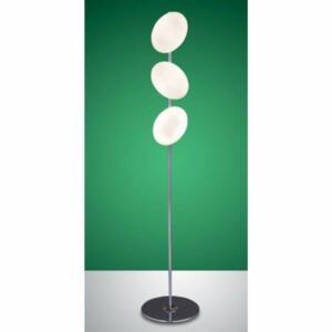 Fabas Luce MELODY 3116-10-138 Állólámpa króm 3xG9 max. 40W d30x150