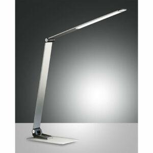 Fabas Luce Versilia 3436-30-212 Érintőkapcsolós asztali lámpa alumínium  12W LED H:Max 830W:Max 810mm.