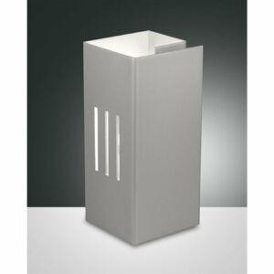 Fabas Luce BLAST 3302-30-137 Asztali lámpa ezüst 1xE14 40W 10x10x22cm