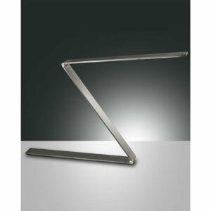 Fabas Luce FITZ 3264-30-164 Ledes asztali lámpa antracit LED 10W max. 120x max. 87,5cm