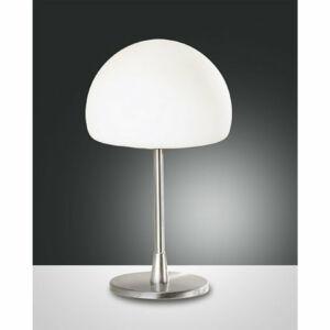 Fabas Luce GAIA 2561-30-138 Asztali lámpa króm 1 x max 40 G9 W 26x15 cm