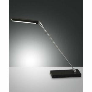 Fabas Luce NIKI 3148-30-101 Ledes asztali lámpa fekete LED max. 6W 17x54 max.