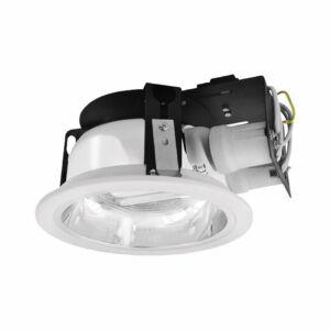 Kanlux Ben 4822 Álmennyezetbe építhető lámpa fehér 2 x E27 max. 20W 12 x 19,3 x 19,3 cm