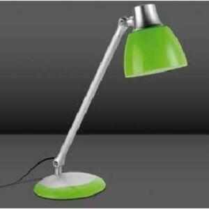 Leds-C4 HOLMES 10-0228-34-08 Íróasztal lámpa szürke 1xE27 max. 15W d20x40x56 cm