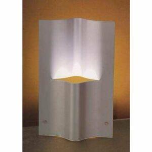 Leds-C4 10-0293-Y5-Y5 Asztali lámpa matt alumínium 1xE27 max. 30W 40x10x25cm