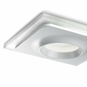 Leds-C4 FORMULA 90-4349-14-B9 Beépíthető lámpa fehér alumínium üveg