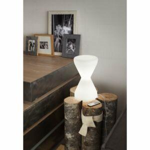 LineaLight CLESSIDRA LED 10005 Asztali lámpa átlátszó műanyag