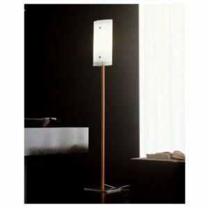 LineaLight MILLE 1028 Állólámpa cseresznyefa 1xE27 max. 205 W 183x23x9 cm