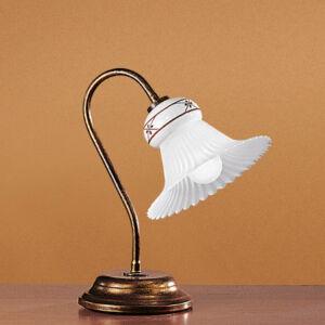 LineaLight MAMI 2642 Asztali lámpa rozsda fém