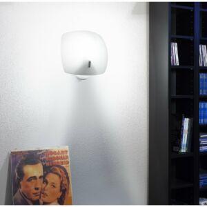 LineaLight MARINA 2929BI Asztali lámpa króm 1xE14 max. 42 W 15x15x33 cm