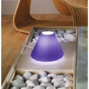 LineaLight BLOG LED 342B547 Asztali lámpa narancs 1xE14 LED 4W Ø20x14 cm