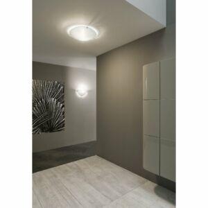 LineaLight DELTA 3445 Ufó lámpa borostyán 1xE27 max. 42 W 30x15x8 cm