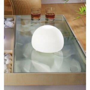 LineaLight BLOG LED 351B547 Asztali lámpa narancs üveg