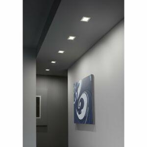 LineaLight INCASSO 4732 Beépíthető lámpa szatinált nikkel fém