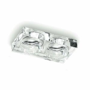 LineaLight INCASSO 6362 Beépíthető lámpa átlátszó üveg