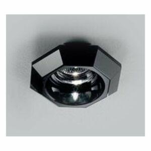 LineaLight INCASSO 6374 Beépíthető lámpa fekete üveg