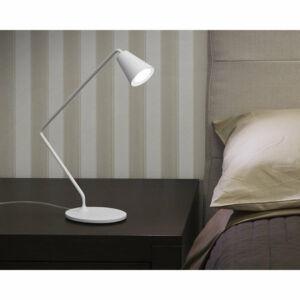 LineaLight CONUS LED MINI 7278 Asztali lámpa fehér műanyag