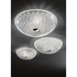LineaLight CANDY 7355 Mennyezeti lámpa kristály fém