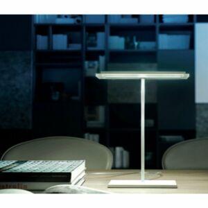 LineaLight DUBLIGHT LED 7495 Asztali lámpa fehér LED 8W 36x25x6cm