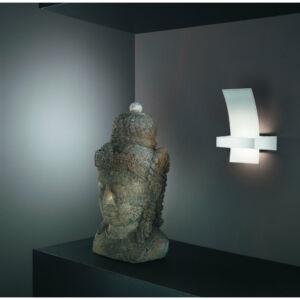 LineaLight WOOD 90186 Fali lámpa fehér 1xR7s max. 80 W 23x25x12 cm