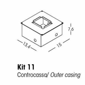 LineaLight KIT11 Kiegészítő