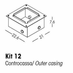 LineaLight KIT12 Kiegészítő