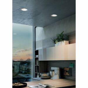 LineaLight OUTLOOK 7898 Beépíthető lámpa fehér alumínium