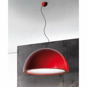 Ma&De ENTOURAGE 7705 Étkező lámpa piros 3xE27 max. 46W Ø74x37x max. 180cm