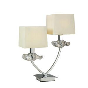 Mantra AKIRA 0940 Asztali lámpa króm fém